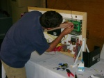 View the album June 2011 Wiring Class