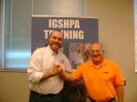 "View the album IGSHPA ""Train the Trainer"" 8/11, Stillwater, OK"